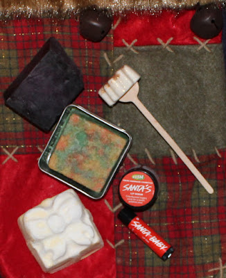 Lush Stocking Stuffers