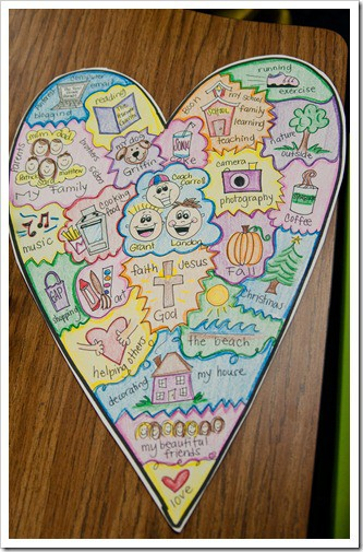 write on, fourth grade! less fix a thons, more heart maps! Heart Map For Writers Workshop less fix a thons, more heart maps! heart map for writers workshop