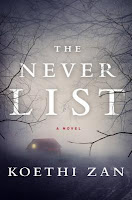 The Never List Koethi Zan cover