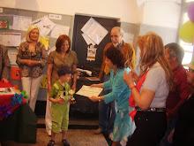 La poetessa a Sanremo 2007!