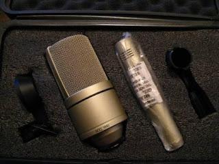 MXL 990/991 Microphones