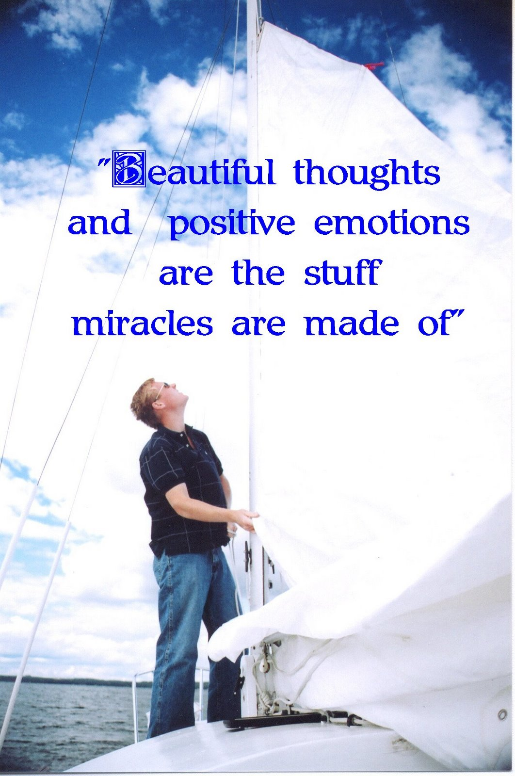 the power of positive thinking I'm sorry to hear about your loss and life challenges, cynthia life can be rough at times – no doubt about that one of the best books i have read on the power of positive thinking and mastering your mindset was as a man thinketh by james allen.