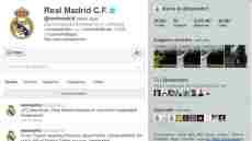 Twitter del Real Madrid cuenta oficial del Real Madrid en Twitter