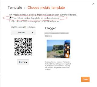 Cara menampilkan disqus pada browser handphone