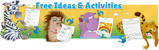 Free Ideas & Activities for Kids