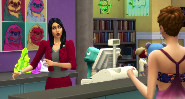 The Sims 4 Get To Work PC Games