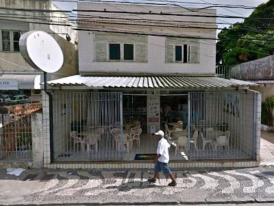 Sorveteria Amaralina: Fachada da unidade de Brotas (foto: Google Street View)