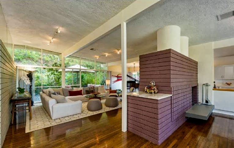 modern homes los angeles Sep 29 MidCentury Modern Open House