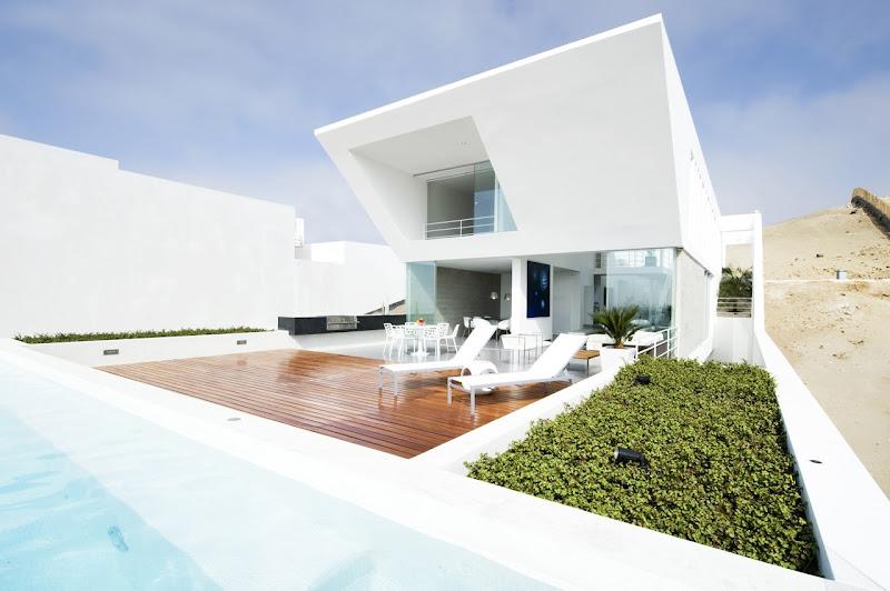Casa de playa rrmr arquitectos tecno haus for Arquitectos para casas