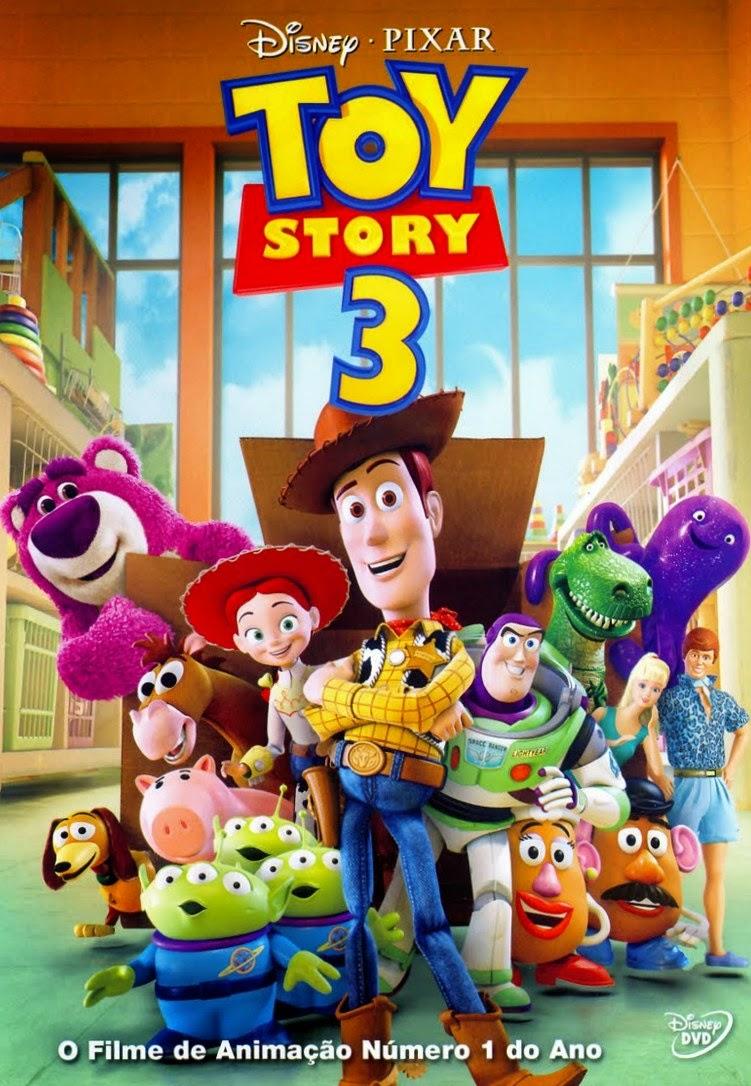 Capa Toy Story 3 Torrent 720p 1080p 4k Dublado Baixar