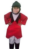 kostum profesi Joki untuk anak
