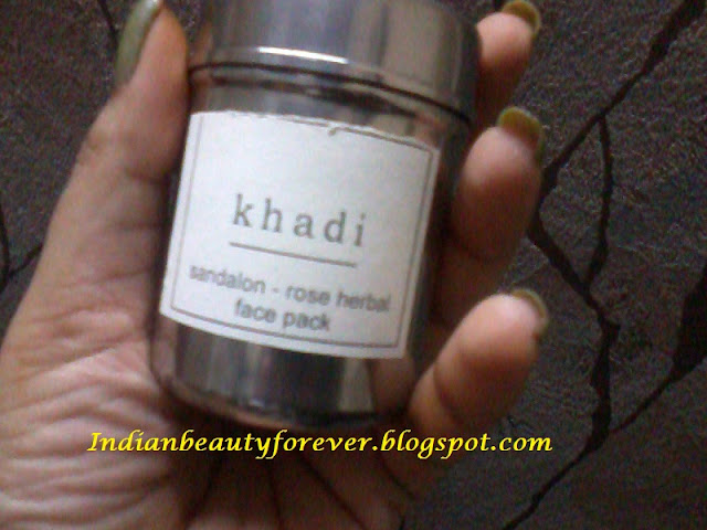 khadi face pack