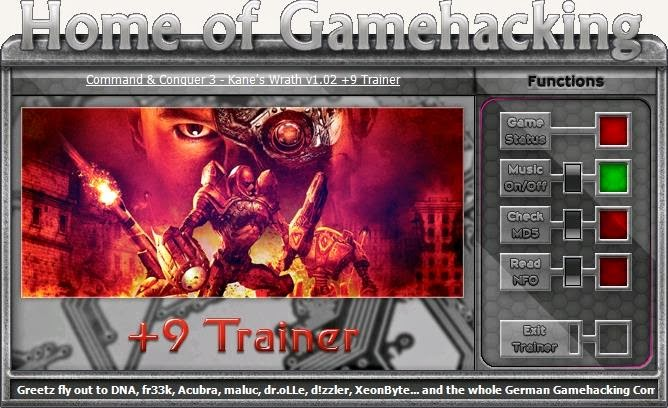 COMMAND AND CONQUER 3 KANE'S WRATH KEYGEN