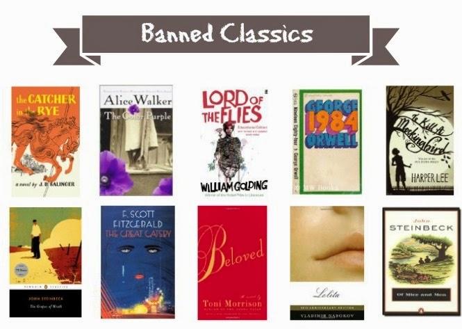 Banned classics
