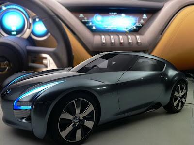 2011 Nissan Electric Sports Concept Car 3 Wallpaper | HD Car ...