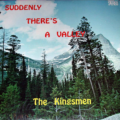 The Kingsmen Quartet-Suddenly There's A Valley-