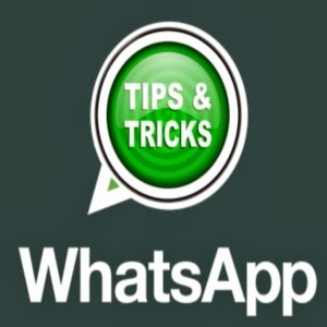 WhatsApp Tricks (Working in 2014)