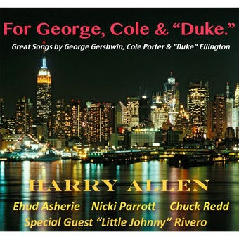 HARRY ALLEN: FOR GEORGE, COLE AND DUKE