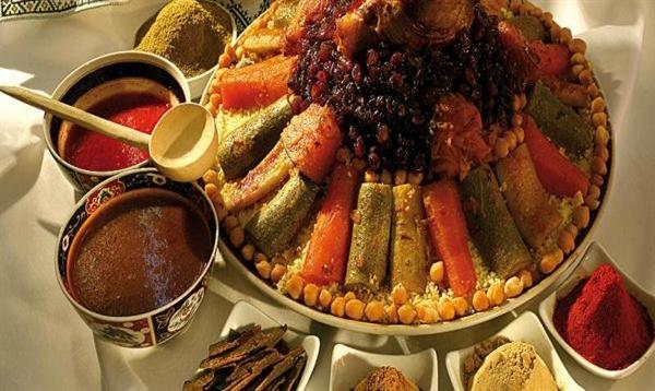 Morocco Food