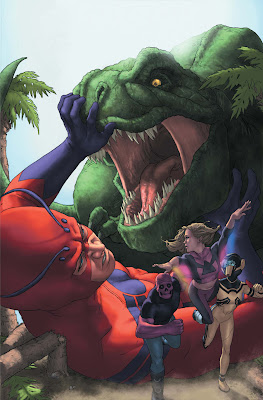 AVNACA2010025 cvr colors Best Covers: Marvel Solicitations for February 2012