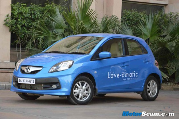 Honda Brio - Upcoming Car On Diwali