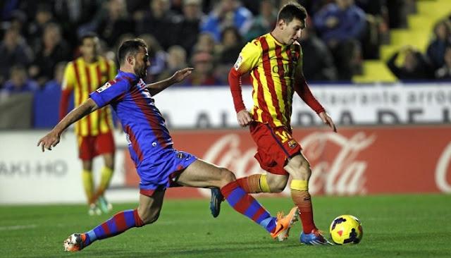 Barcelona vs Levante en vivo