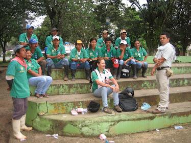 Promoción Ambiental y Organizacional