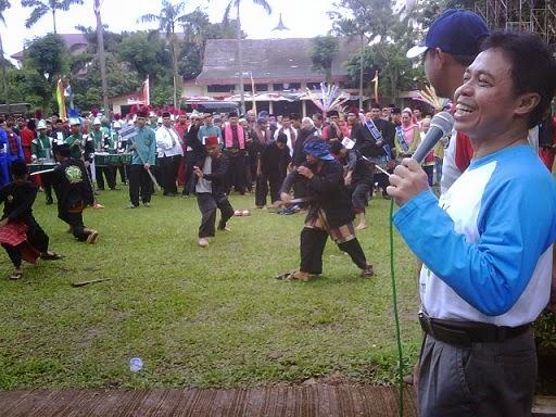 Pawai Seni Budaya Warnai Perayaan HUT Kota Depok
