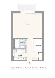 Louises lägenhet
