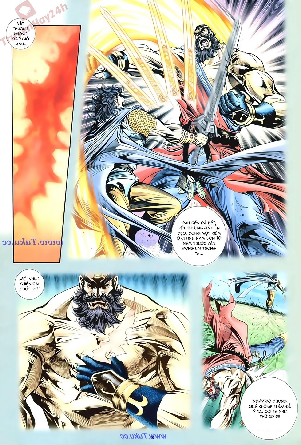 Thần Điêu Hiệp Lữ chap 86 – End Trang 2 - Mangak.info