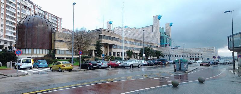 Planetario de la Universidad de Cantabria en Santander