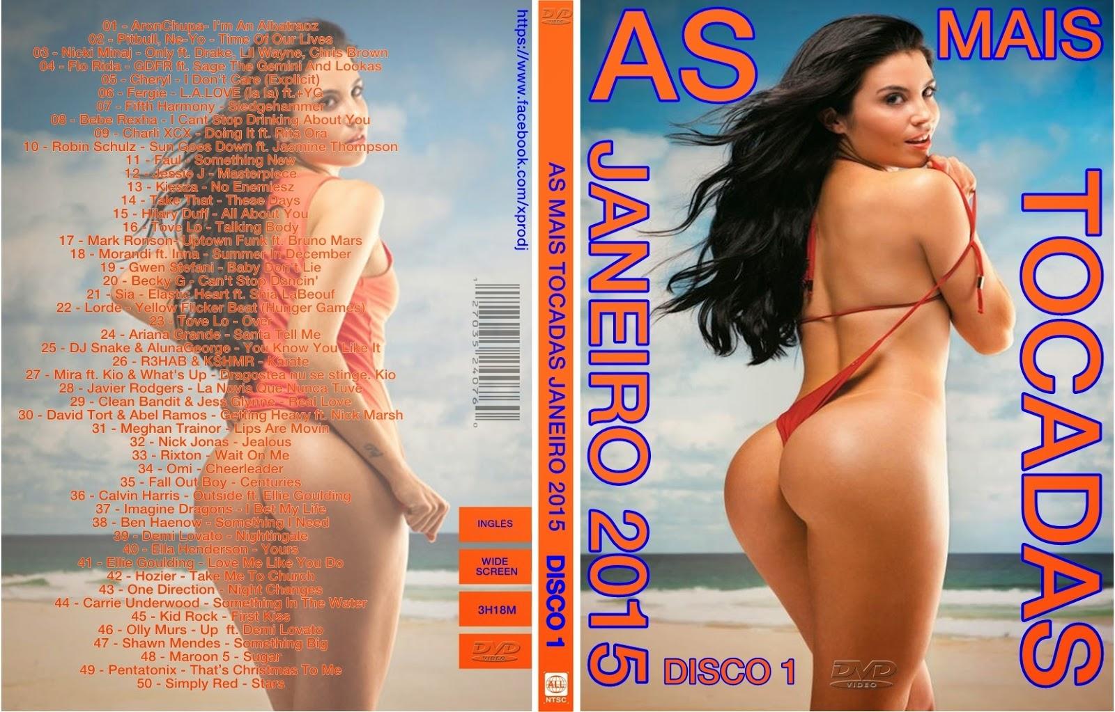 Download As Mais Tocadas Janeiro 2015 Disco 1 DVD-R 5kMHUMT