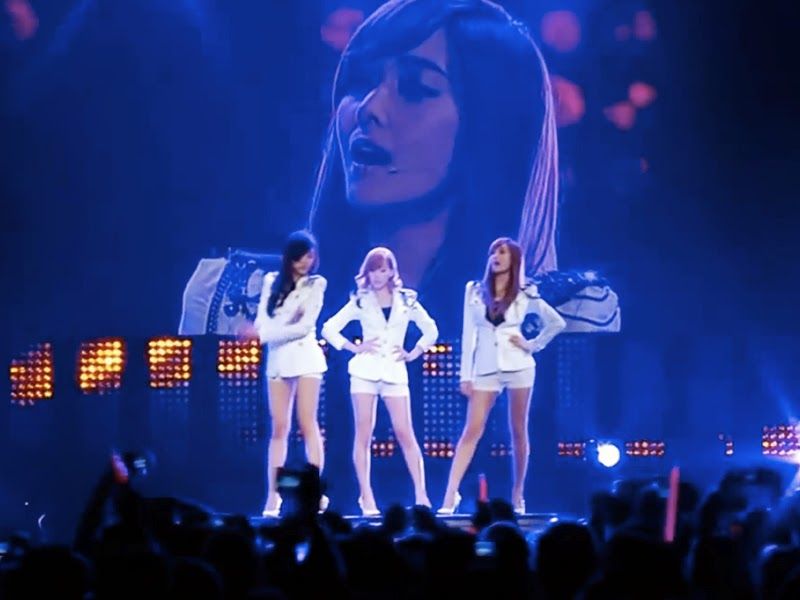 Girls' Generation Madison Square Gardens