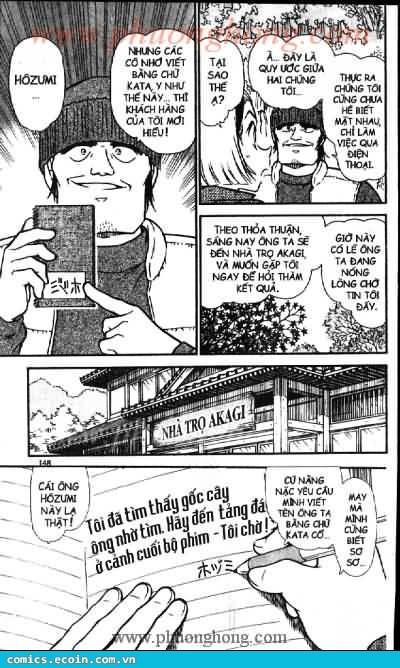 Detective Conan - Thám Tử Lừng Danh Conan chap 541 page 10 - IZTruyenTranh.com