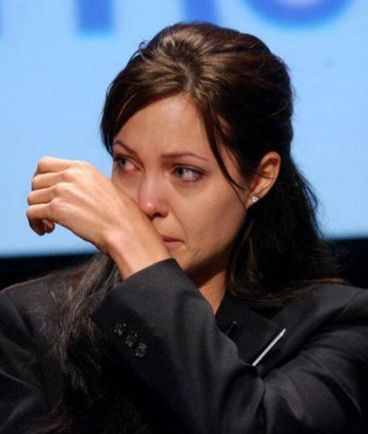 Анджелина Джоли: Отивам си вече, време е
