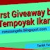 first giveaway by gulai tempoyak ikan patin