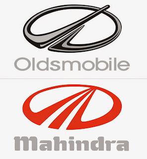 Logo Oldsmobile Mahindra