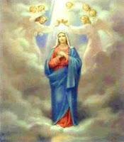 SANTA MARIA MADRE DE DIOS