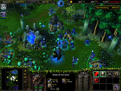 gameplay warcraft 3