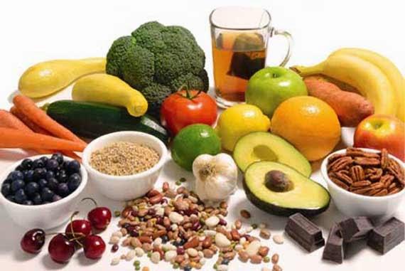 أغذية طبيعية للتخلص من سموم الجسم
