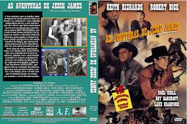 AS AVENTURAS DE JESSE JAMES