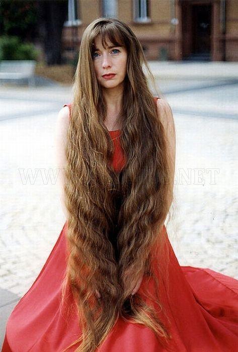 rambut panjang