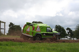 %name Dakar cars help local youngsters