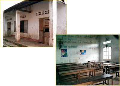 Trường Tiểu học Lộc Tấn B, Lộc Ninh, tỉnh Bình Phước - CayPhaLe.com