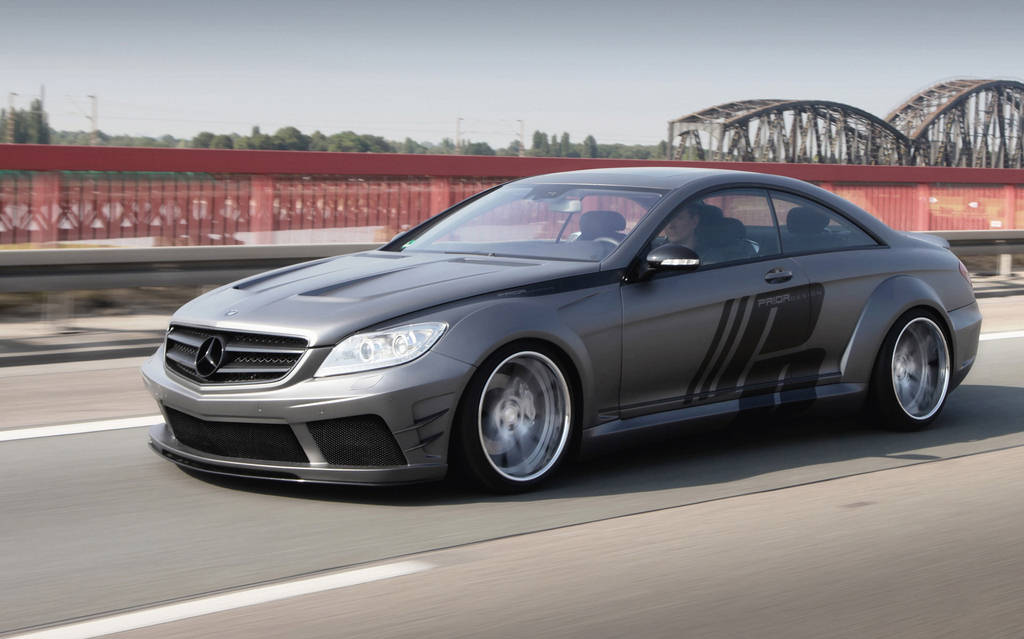 Mercedes benz cl c216 2012 car wallpapers for Cl mercedes benz