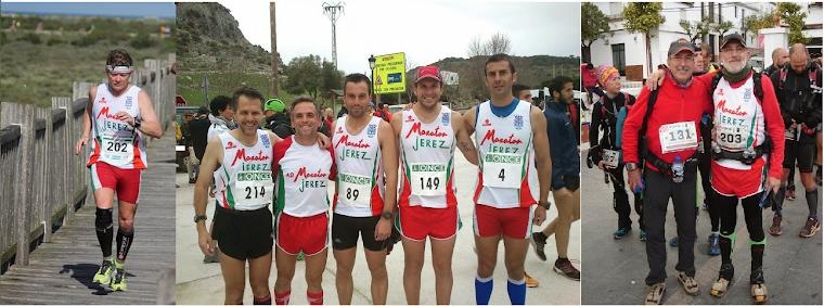 Maratón Jerez Montaña