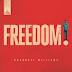 Pharrell Williams - Freedom (2015) [Baixar Grátis]