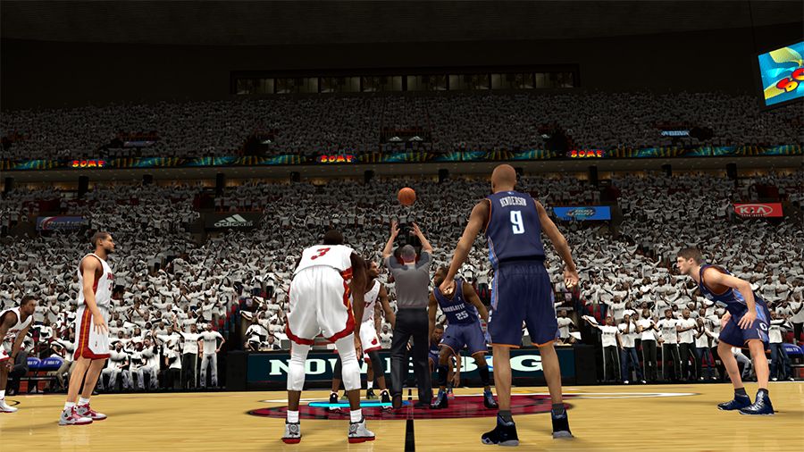 Miami Heat 2014 Playoffs | NBA 2K14