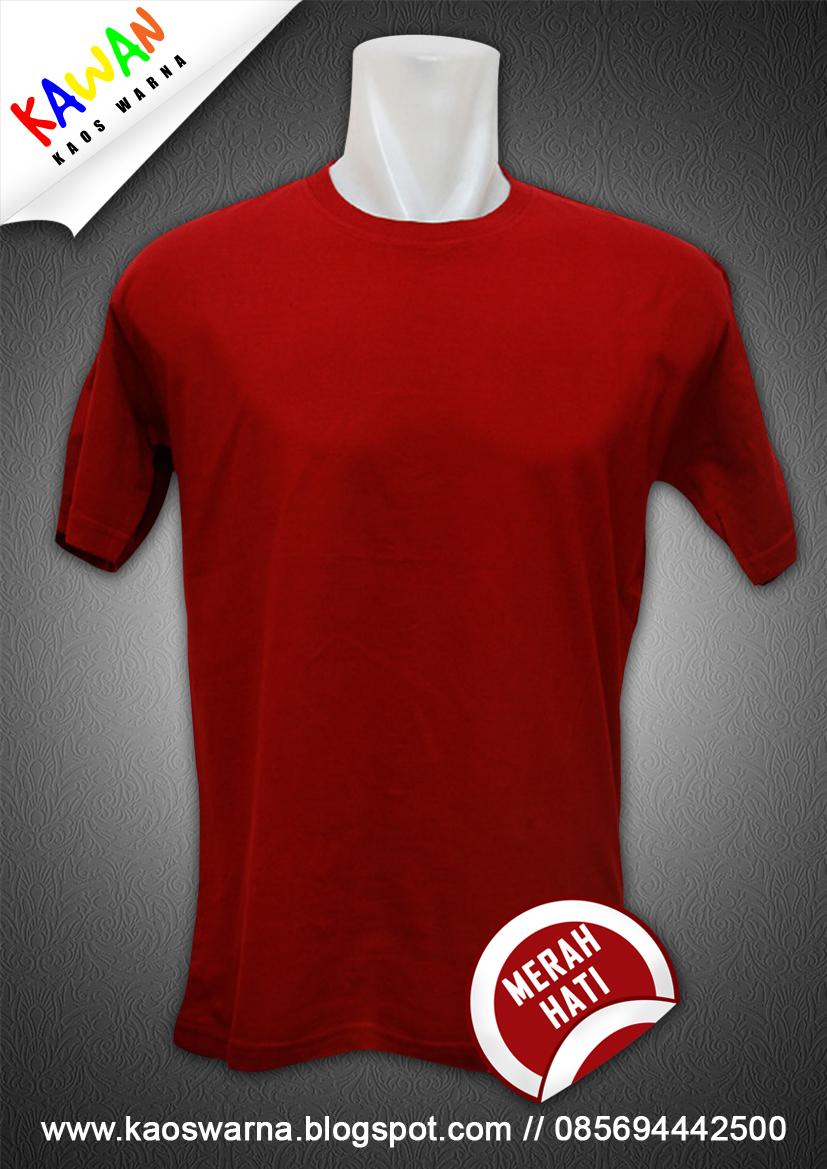 Harga Jual Kaos Polos Combed 20s Murah Grosir Size Xl Lengan Panjang Cotton Oneck Pendek Bahan