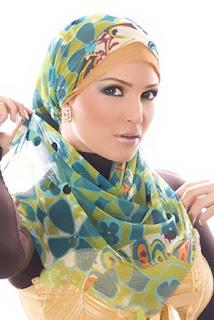 Modern Hijab for 2012